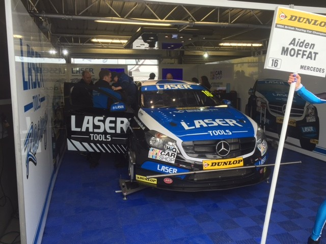 New Sponsorship Deal With BTC Team Laser Tools