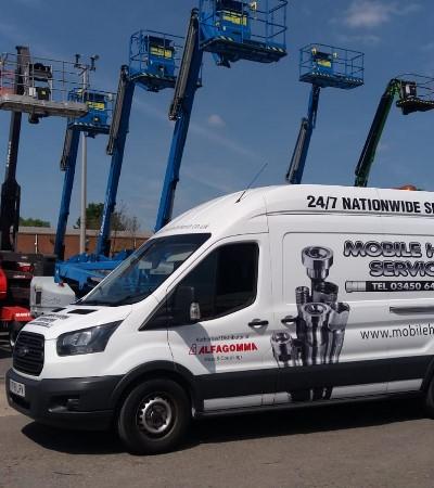 Mobile Hose Hydraulic Repairs