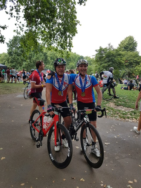 Prudential London Ride 100 2019