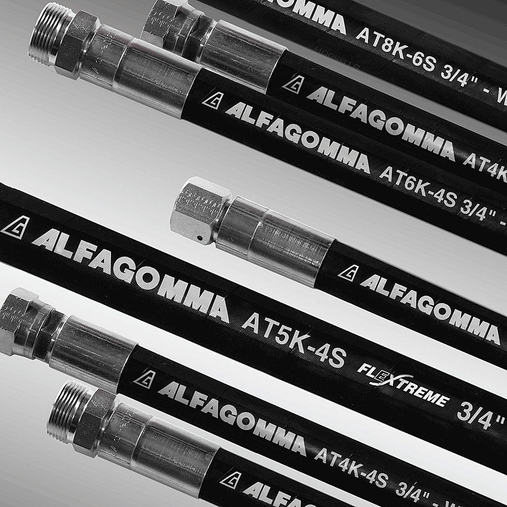 Alfagomma hydraulic hose
