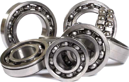 Bearings, hydraulics, lubricants, hydraulic oil