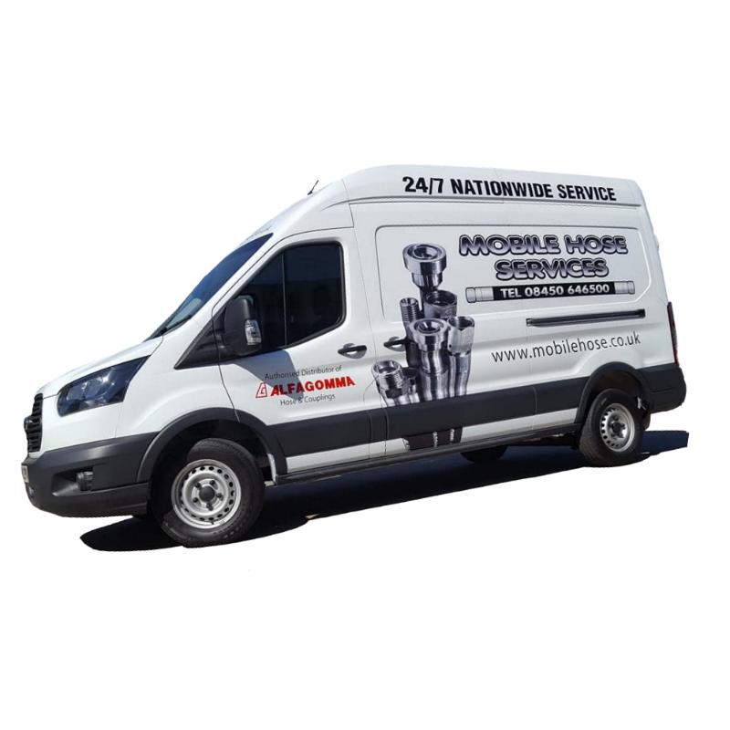 Mobile Hose Van 03450 646500